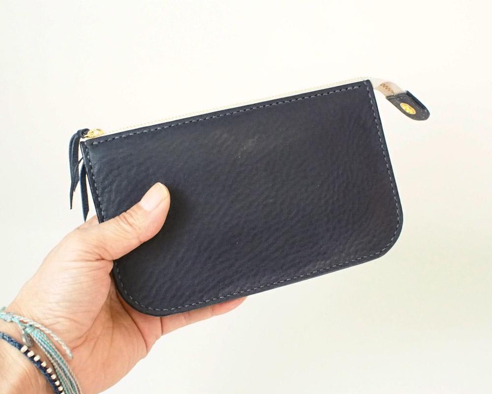 RHYTHMOS | Zip Wallet (L) taos & piedra  ジップL 2020SS限定カラー タオス ピエドラ/ 財布