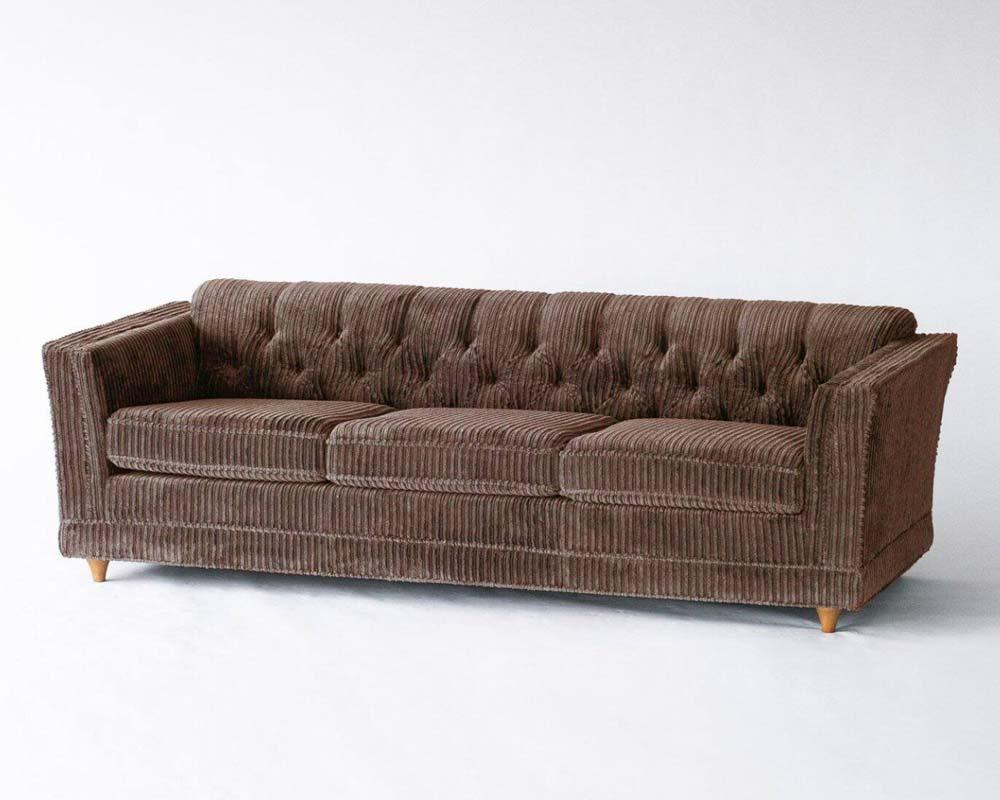 ACME Furniture | LAKEWOOD SOFA DBR [2size] レイクウッドソファ ダークブラウン