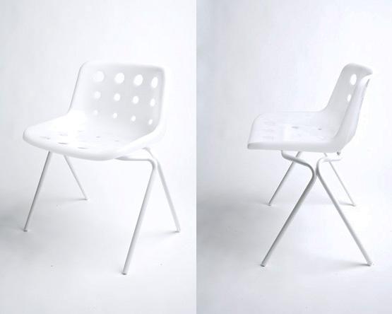 Loft England | POLO Chair [3color]  ロビン・デイ ポロチェア