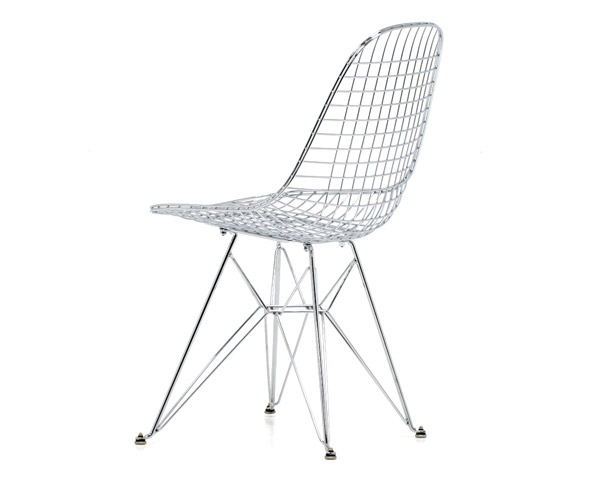 MODERNICA   WIRE CHAIR Chrome [20base] ワイヤーチェア クローム