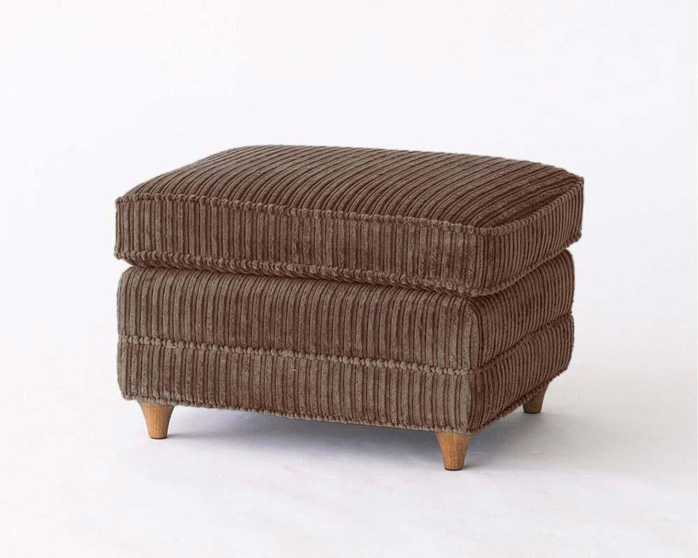 ACME Furniture | LAKEWOOD OTTOMAN DBR レイクウッドオットマン ダークブラウン