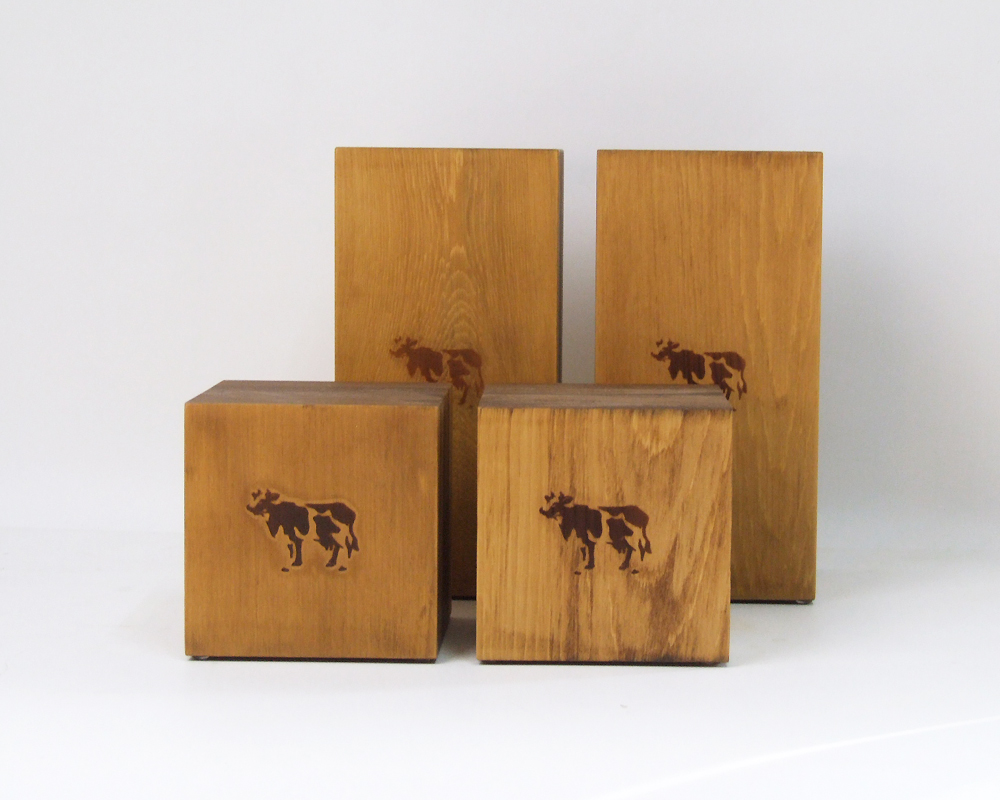 COW BOOKS | Book Ends ブックエンド