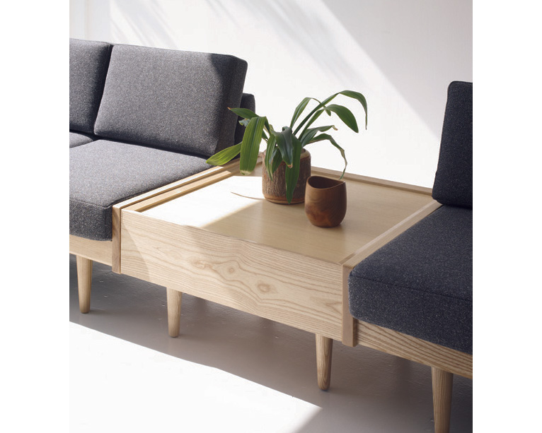 graf | ad Day Bed Corner Table  デイベッドコーナーテーブル