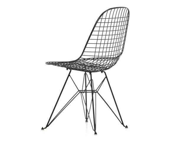 MODERNICA | WIRE CHAIR Black [20base] ワイヤーチェア ブラック
