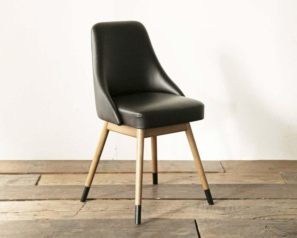 journal standard Furniture | BOWERY CHAIR BLACK バワリーチェア ブラック