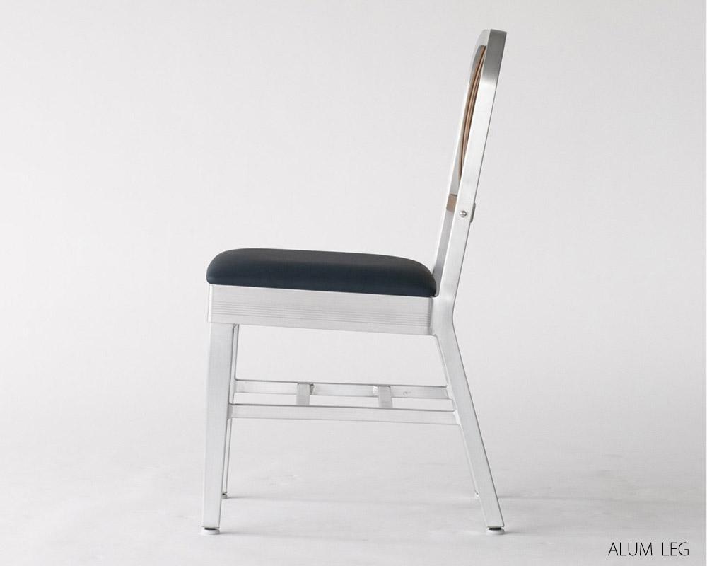 ACME Furniture | SHORELINE SIDE CHAIR [2color] ショアラインサイドチェア