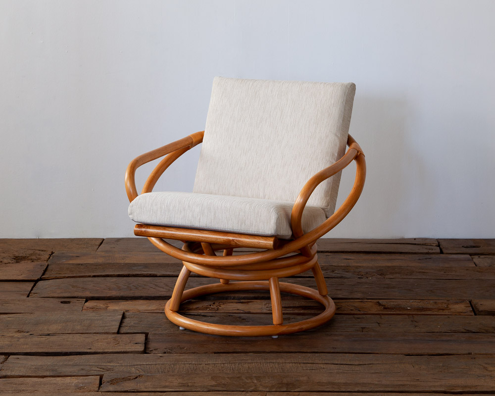 ACME Furniture | BALBOA LOUNGE CHAIR IV バルボアラウンジチェア アイボリー