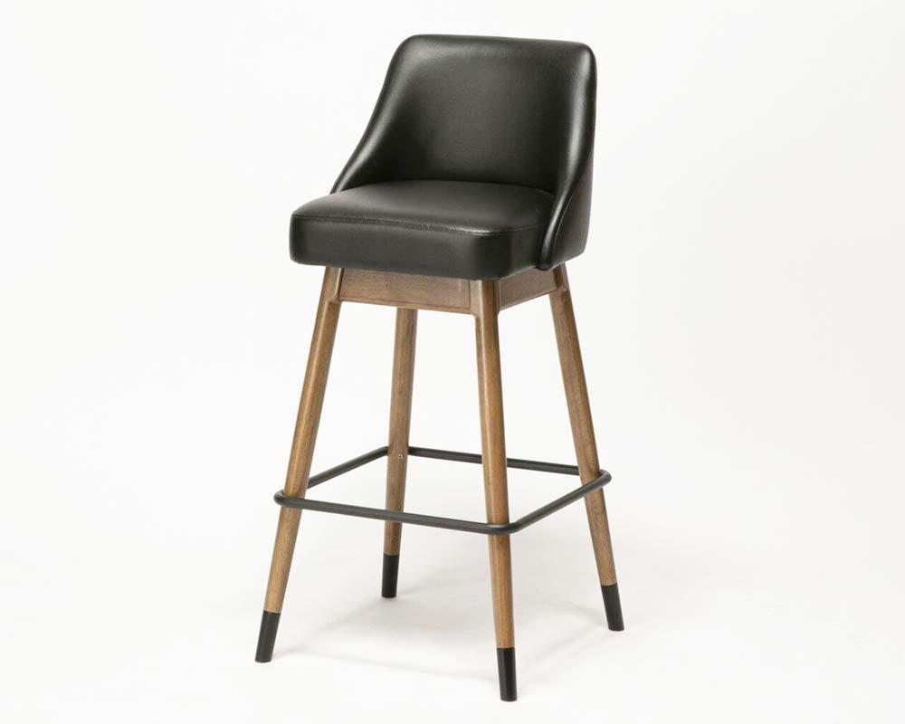 journal standard Furniture | BOWERY HIGH CHAIR BLACK バワリーハイチェア ブラック