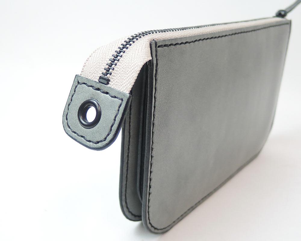 RHYTHMOS   Zip Wallet (L) mist ジップL 2021SS限定カラーミスト/ 財布