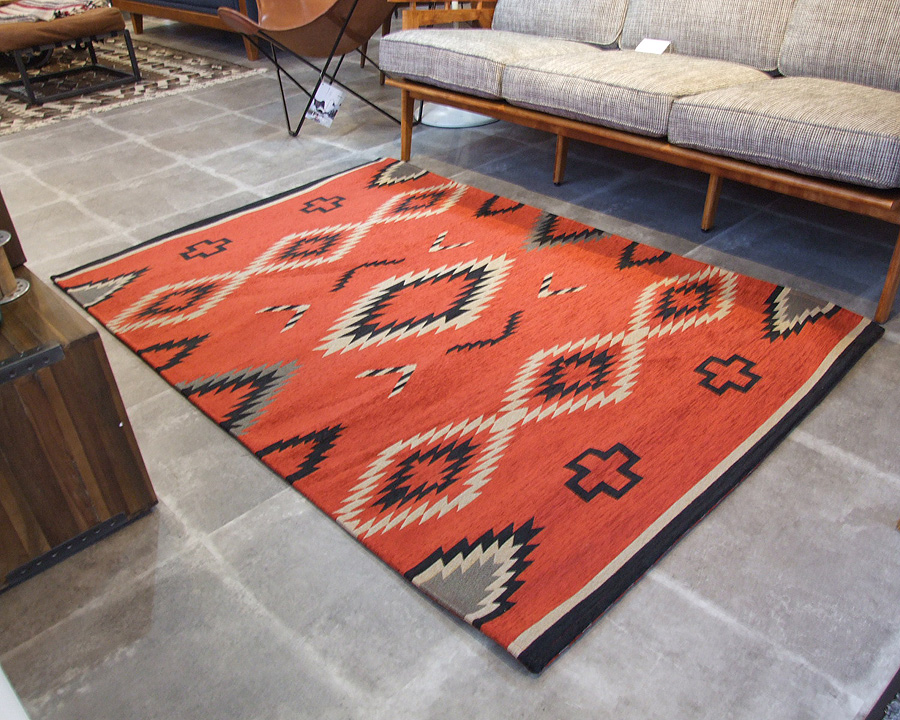 NORM | Native Rug Red ネイティブラグ レッド
