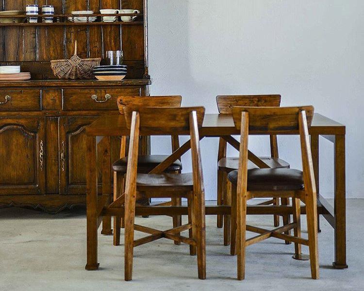 journal standard Furniture | LOTUS DINING TABLE ロータスダイニングテーブル