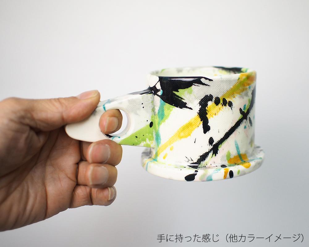ECHO PARK POTTERY   Mug Cup (M1) エコパークポタリー マグ