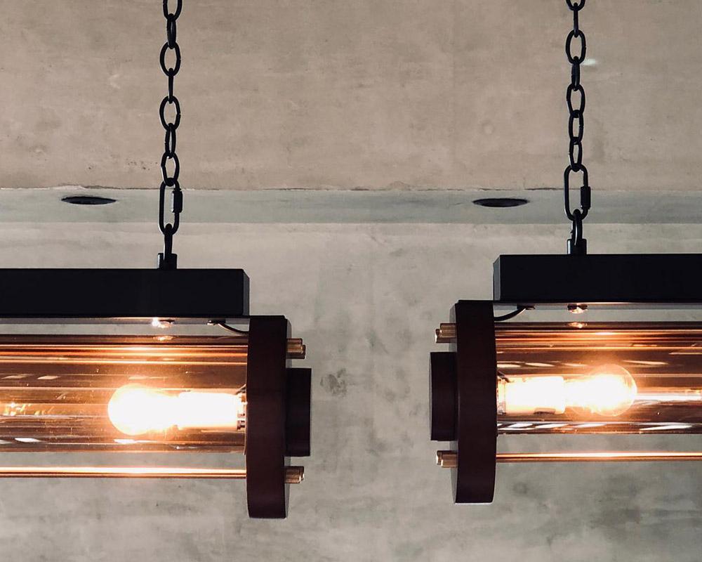HERMOSA | CYLINDER WOOD LAMP シリンダーウッドランプ