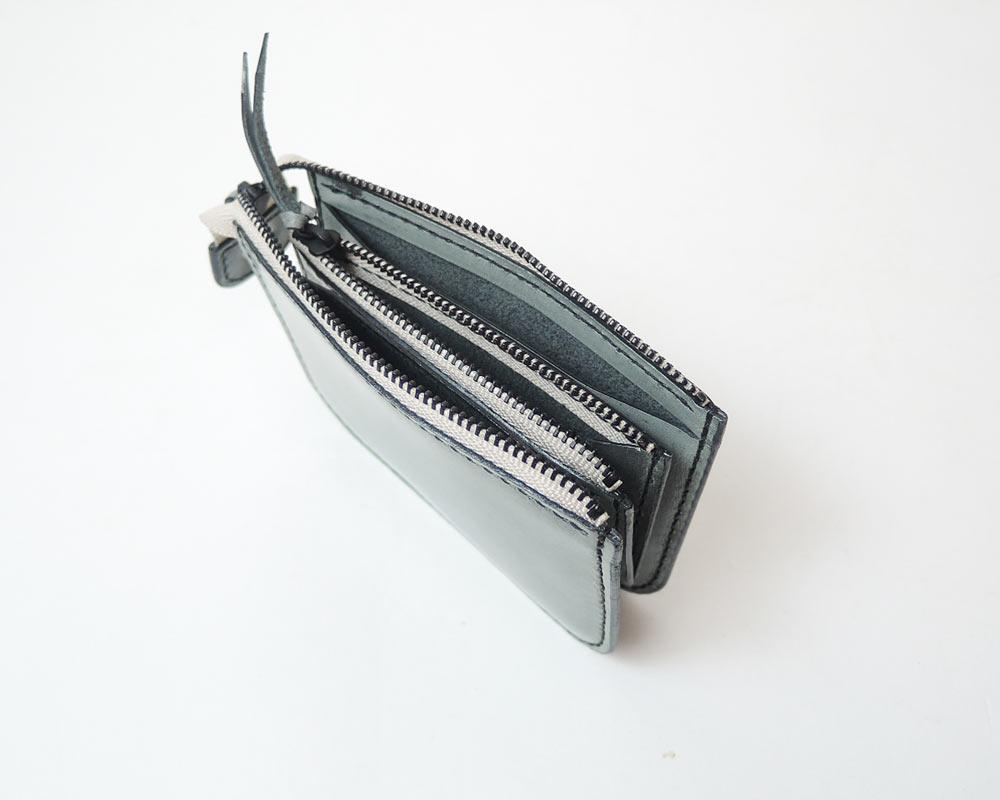 RHYTHMOS   Zip Wallet (S) mist ジップS 2021SS限定カラー ミスト/ 財布