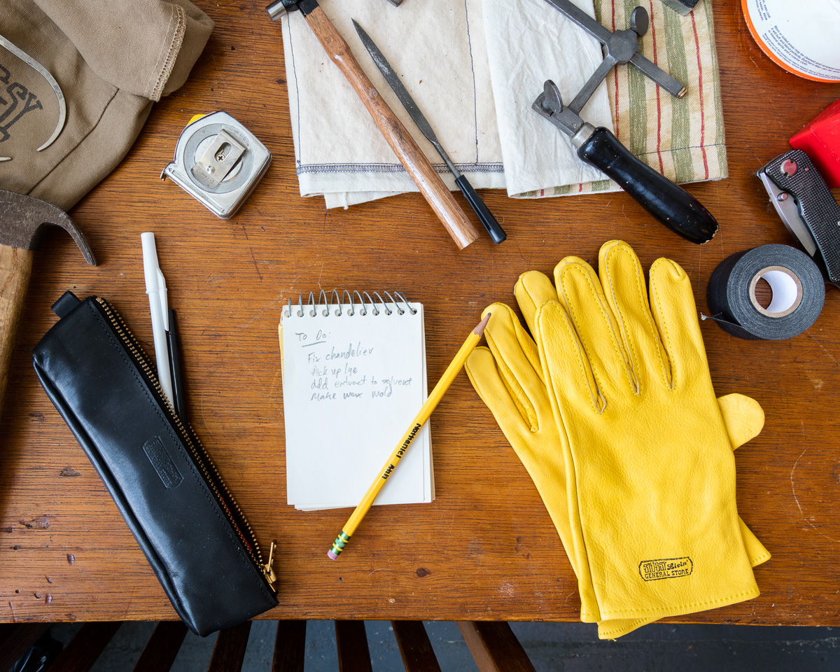 STUSSY Livin' General Store | GS Work Glove GSワークグローブ