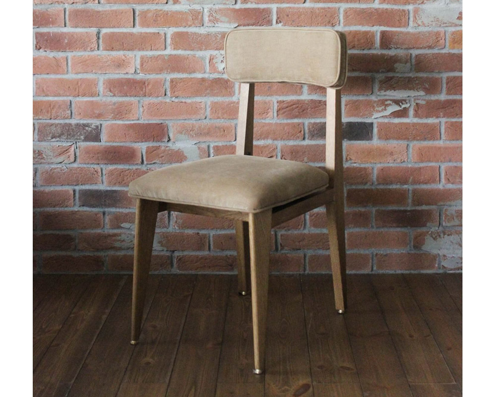 journal standard Furniture | CHRYSTIE CHAIR WOOD [2color] クリスティチェア ウッド