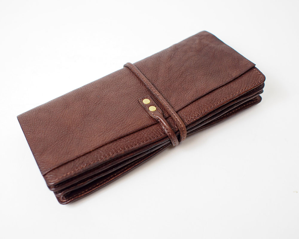 Damasquina   Anchor Wallet Large [2color] アンカーウォレットラージ/ 財布