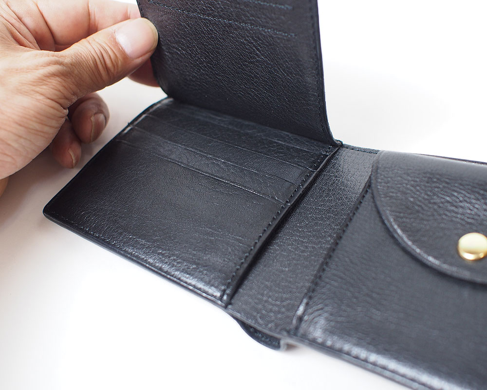 Damasquina | CV H Wallet Small [2color] Hウォレットスモール/ 財布