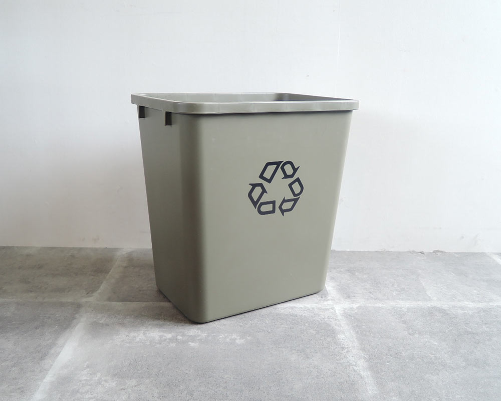 Trust   Deskside Recycling Container [2size・3color] デスクサイド リサイクリング コンテナ