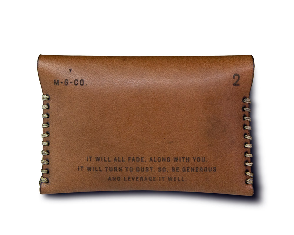 MISC. GOODS CO.  | MGCO. Wallet ウォレット