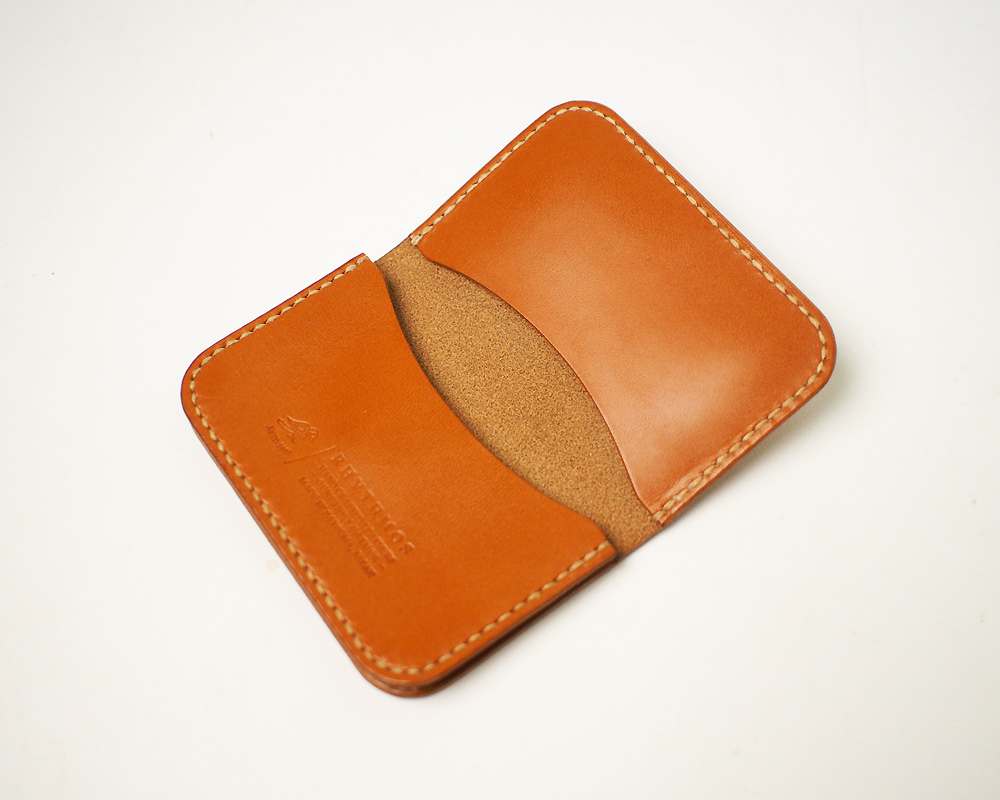RHYTHMOS | Visit Card Case [3color] ヴィジット / 名刺入れ