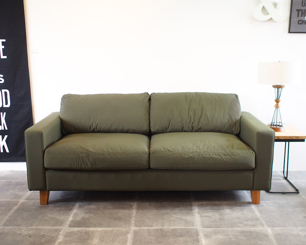 ACME Furniture | JETTY FEATHER SOFA Ripstop Ver. [3size] ジェティフェザーソファ リップストップ