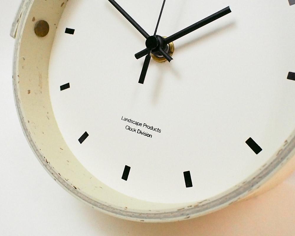 Landscape Products | Marmoleum Series Desk Clock マーモリウム デスククロック