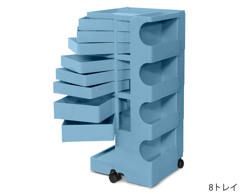 B-LINE   BOBY WAGON 4段 Bony Blue [3type] ボビーワゴン4段 ボニーブルー
