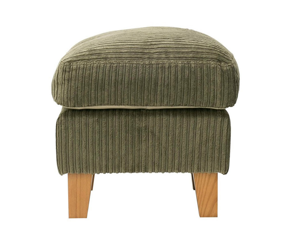 ACME Furniture | JETTY FEATHER OTTOMAN AC07 Corduroy [3color] ジェティフェザーオットマン コーデュロイ