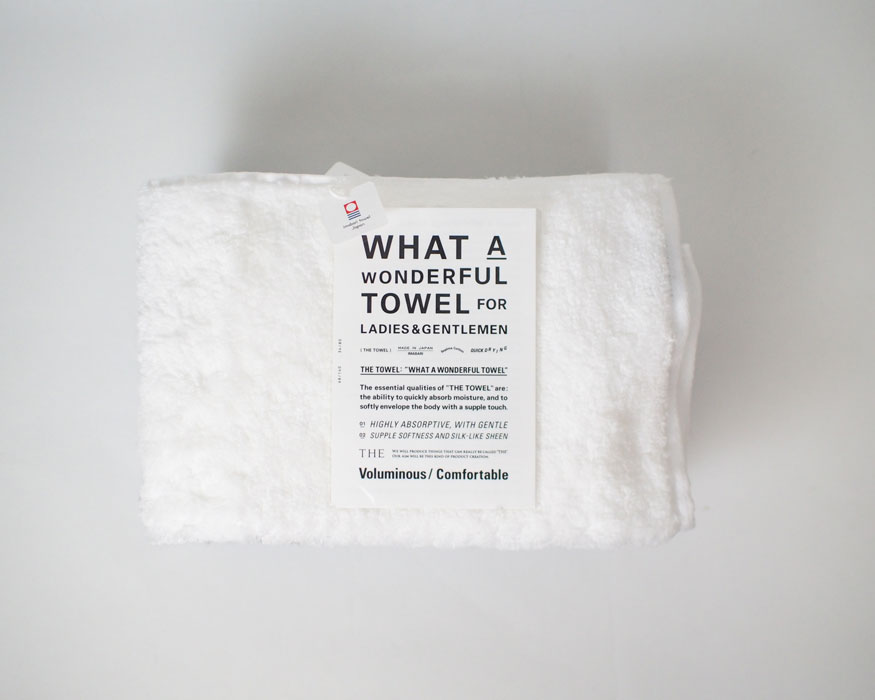 THE   FACE TOWEL for LADIES ザ・フェイスタオル 女性用