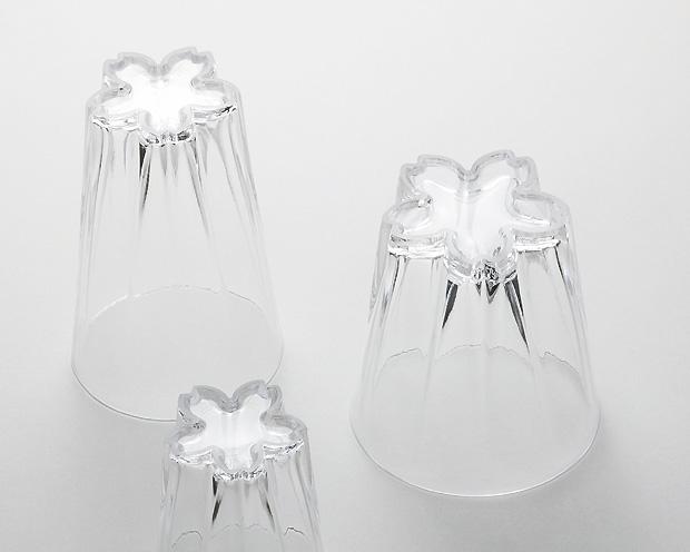 100% | SAKURASAKU glass 桜色 Rock サクラサクグラス サクラ ロックグラス