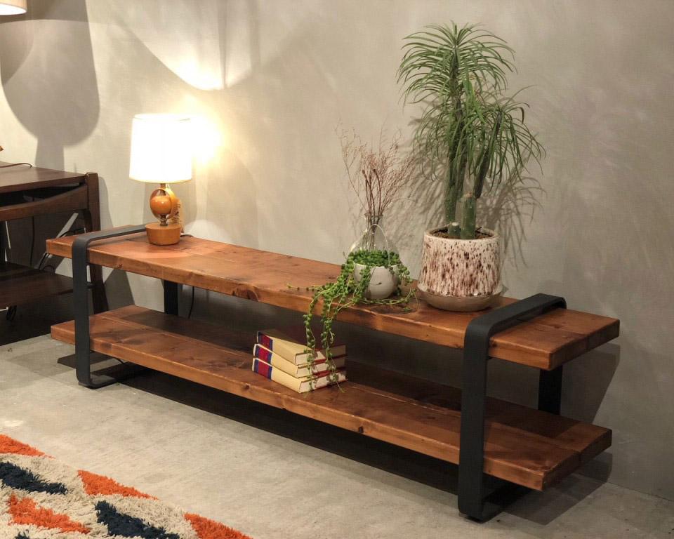 ACME Furniture | BELLS FACTORY TV BOARD ベルズファクトリーテレビボード