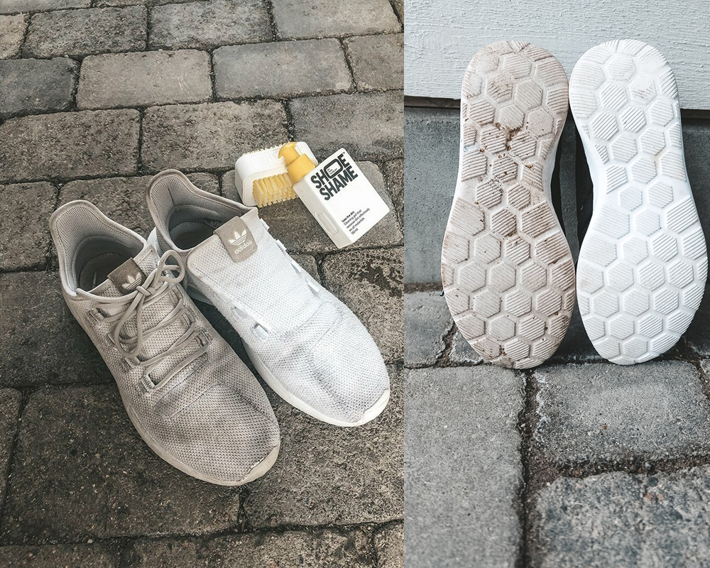 SHOE SHAME | Lose the dirt kit ルーズ ザ ダート キット