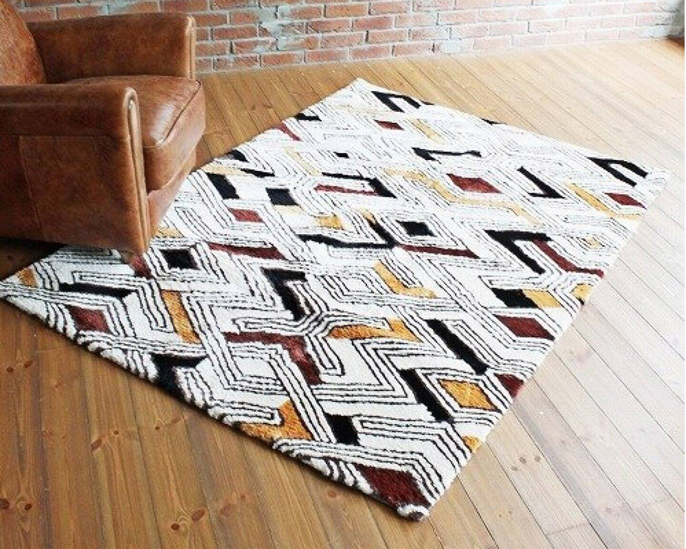 journal standard Furniture | SHAM RUG [2size] シャムラグ
