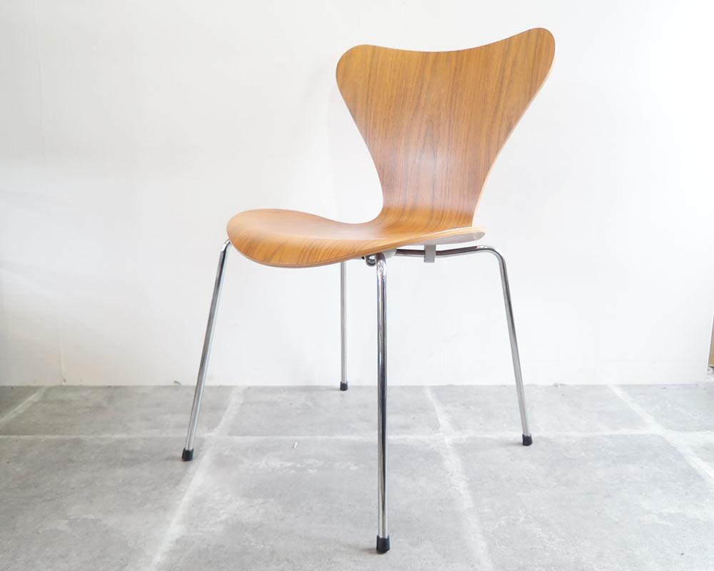 FRITZ HANSEN |  SEVEN Chair 3107 (Walnut) セブンチェア ウォールナット