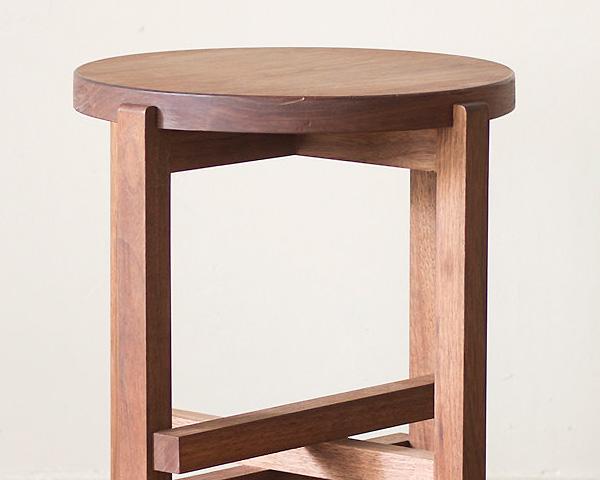 Landscape Products | Braid Wood Stool ブレイドウッドスツール