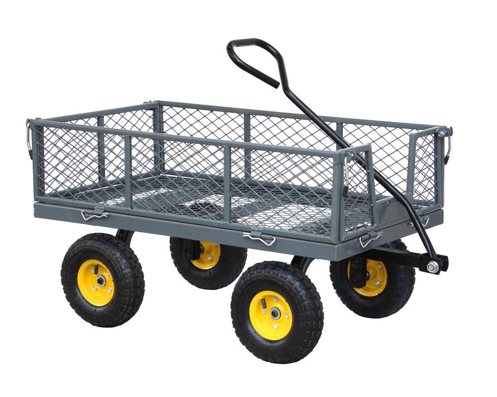DETAIL   Easy Assemble Mesh Cart イージーアッセンブルメッシュカート