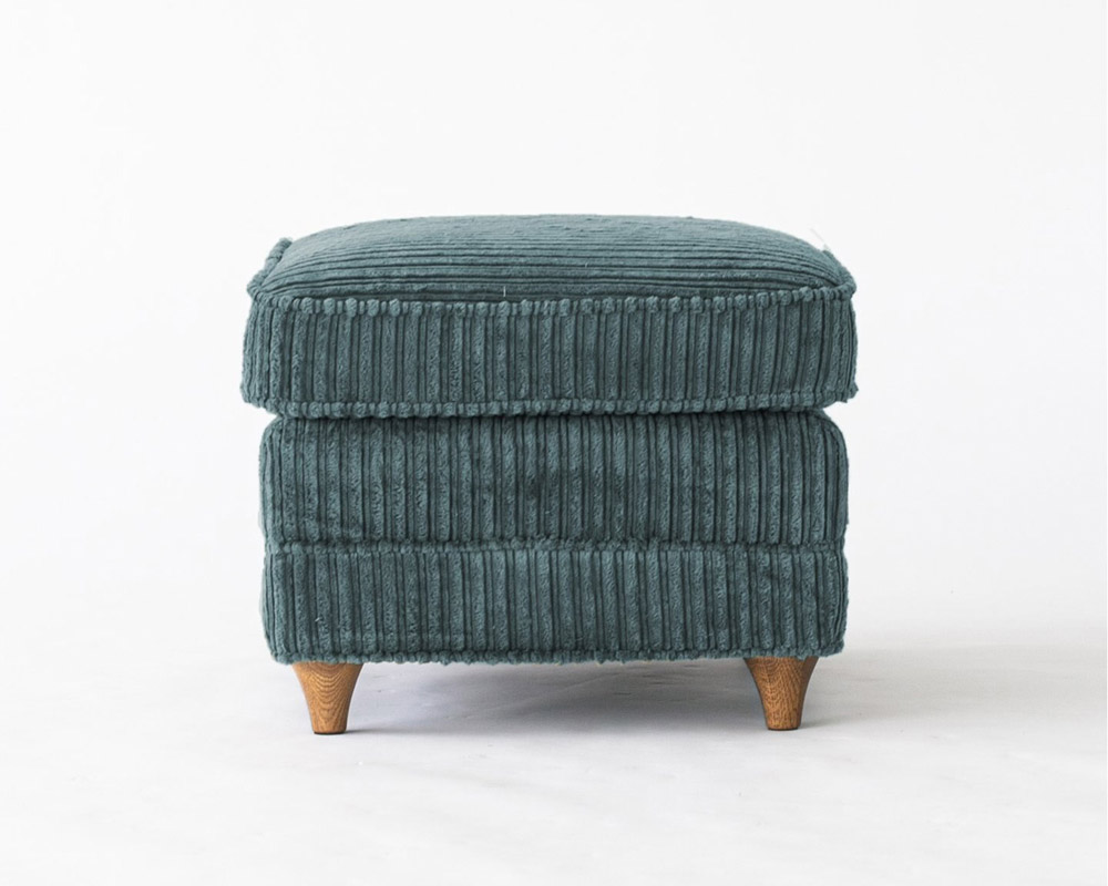 ACME Furniture | LAKEWOOD OTTOMAN BLG レイクウッドオットマン ブルーグレー