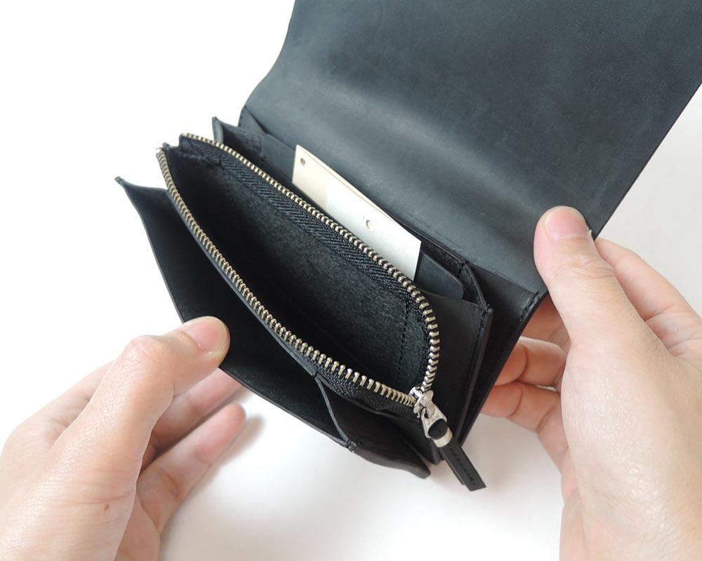 SLOW   cordovan short wallet [2color] コードバンショートウォレット/ 財布
