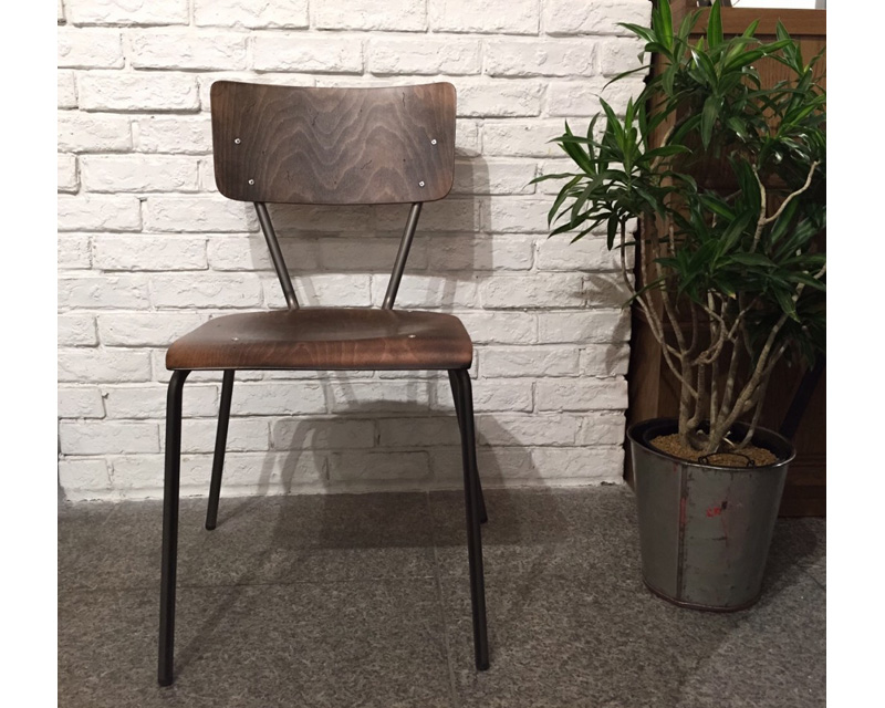 journal standard Furniture | CLIO CHAIR VINTAGE BK クリオチェア ヴィンテージブラック