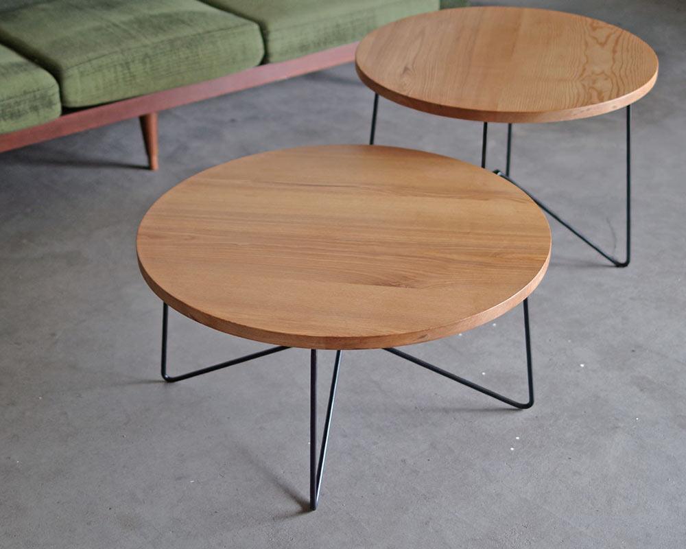 LIFE FURNITURE | TH ASH LOW TABLE THアッシュローテーブル