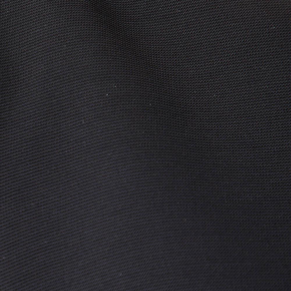 [商品番号1003303]トリアセテートの漆黒ブラックフォーマルアンサンブル