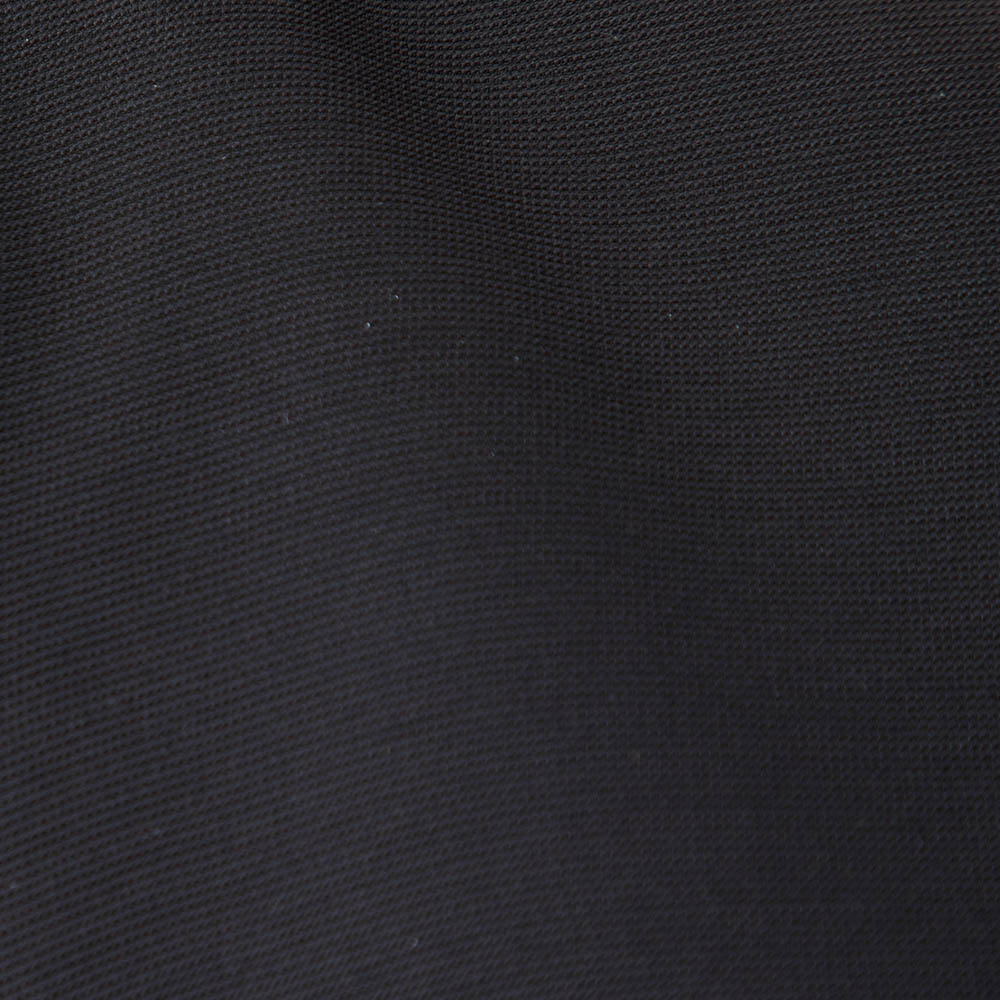 [商品番号1003303] トリアセテートの漆黒ブラックフォーマルアンサンブル