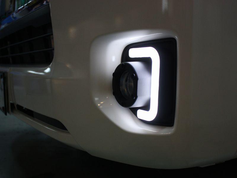 LED BAR デイライト フォグランプ 【�型〜現行】