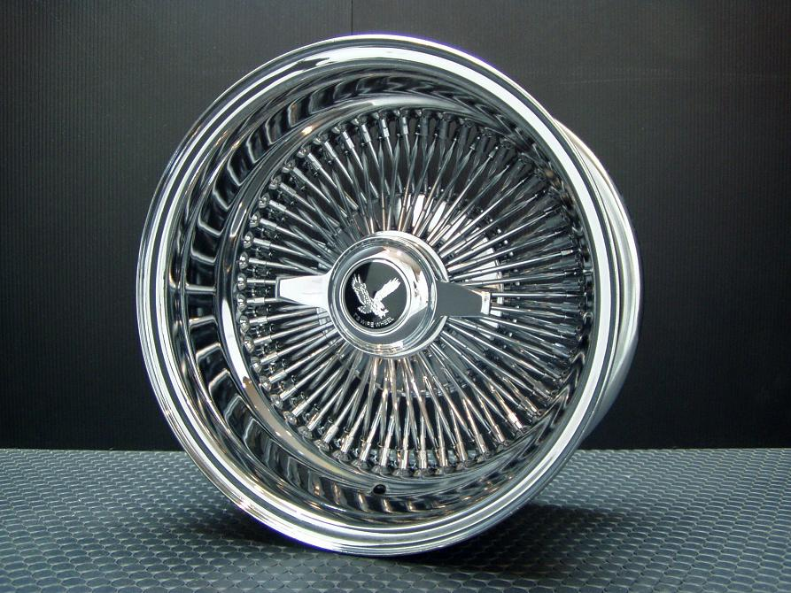 T's WIRE 14X7J REV100SP ALL CHROME ホイール4本セット