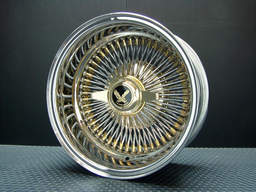 T's WIRE 14X7J REV100SP トリプルゴールド ホイール4本セット