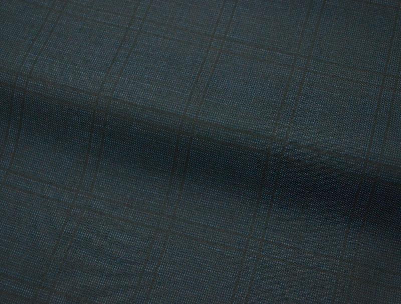 【3ピース】ISL600 紺 チェック