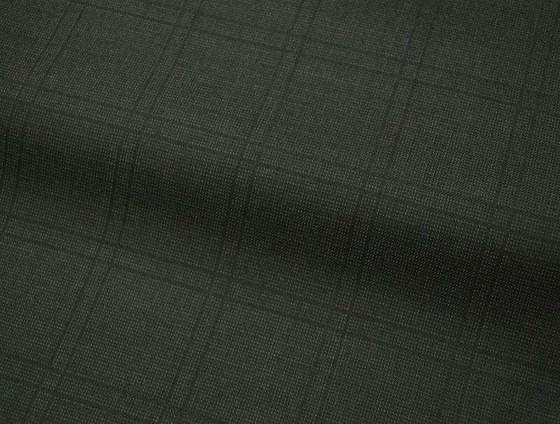 【3ピース】ISL601 チャコールグレー チェック