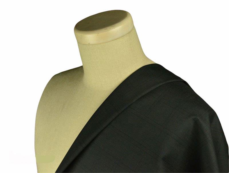 【パンツ】ISL601 チャコールグレー チェック