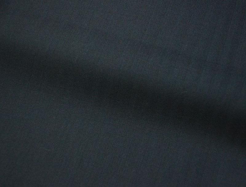 【ジャケット】L619 紺ヘリンボーン柄